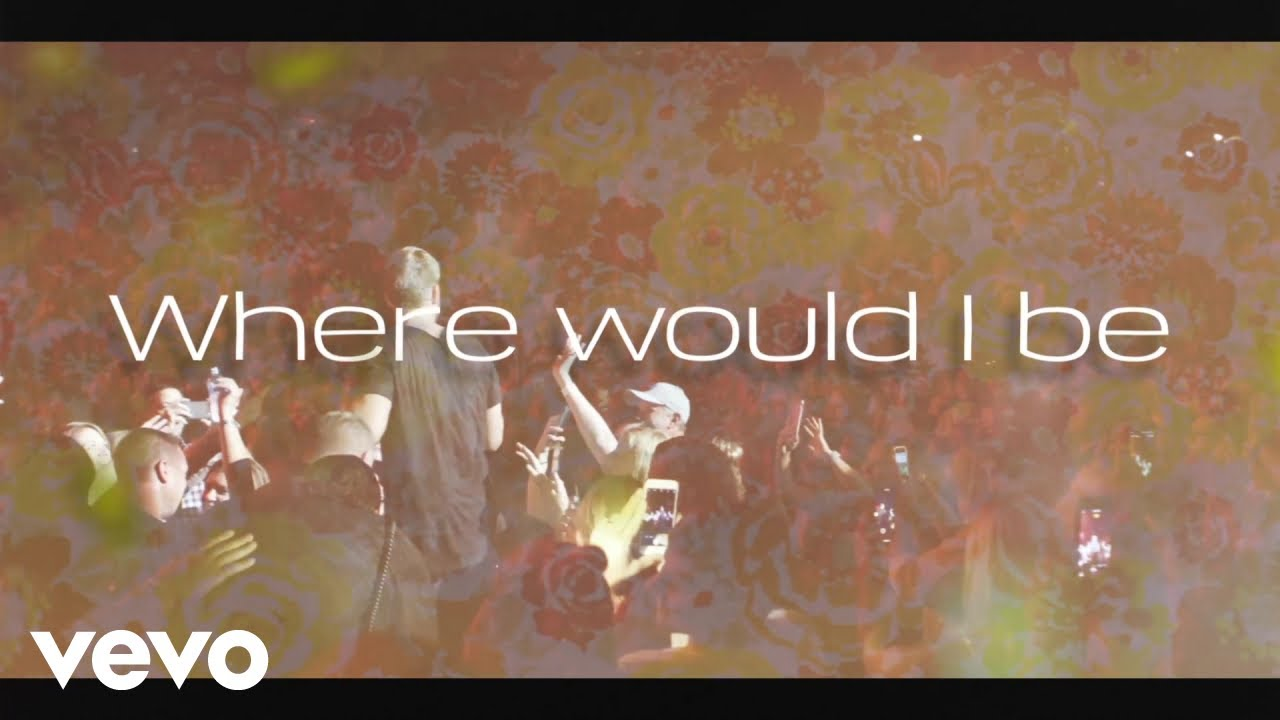 Lady A - Where Would I Be (Lyric Video)