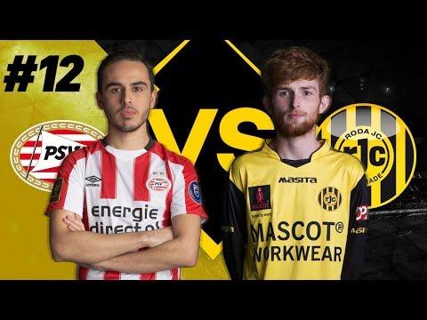 #PSVRJC | Ali Riza Aygun vs Tom Heijnen | Speelronde 12 | PS4 | eDivisie 1718