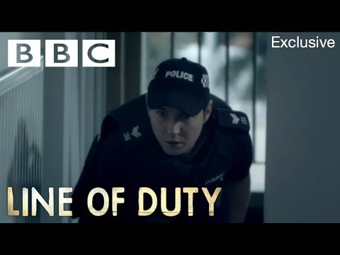 Line Of Duty Series 1 - Opening