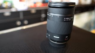 Tamron 18-400mm f3.5-6.3 Lens Hands-On And Opinion