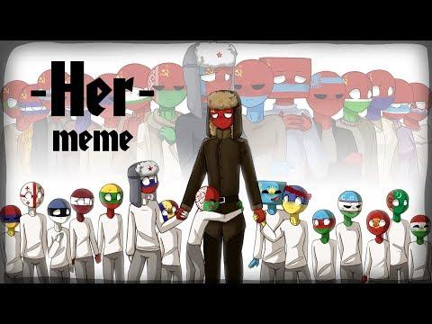 Her meme [CountryHumans|𝐀𝐔]
