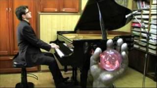 Bach - Preludio e Fuga in DO maggiore