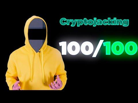 Cryptojacking. Malware Penambangan Crypto Oleh Phishing Dan Pop Up. RIP Ransomware.