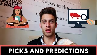 Picks & Predictions Mashup | The Investors Herald