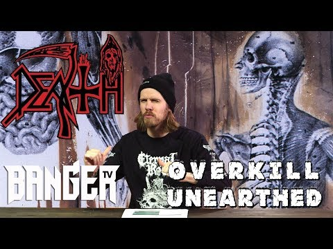 DEATH Human Album Review | Overkill Unearthed