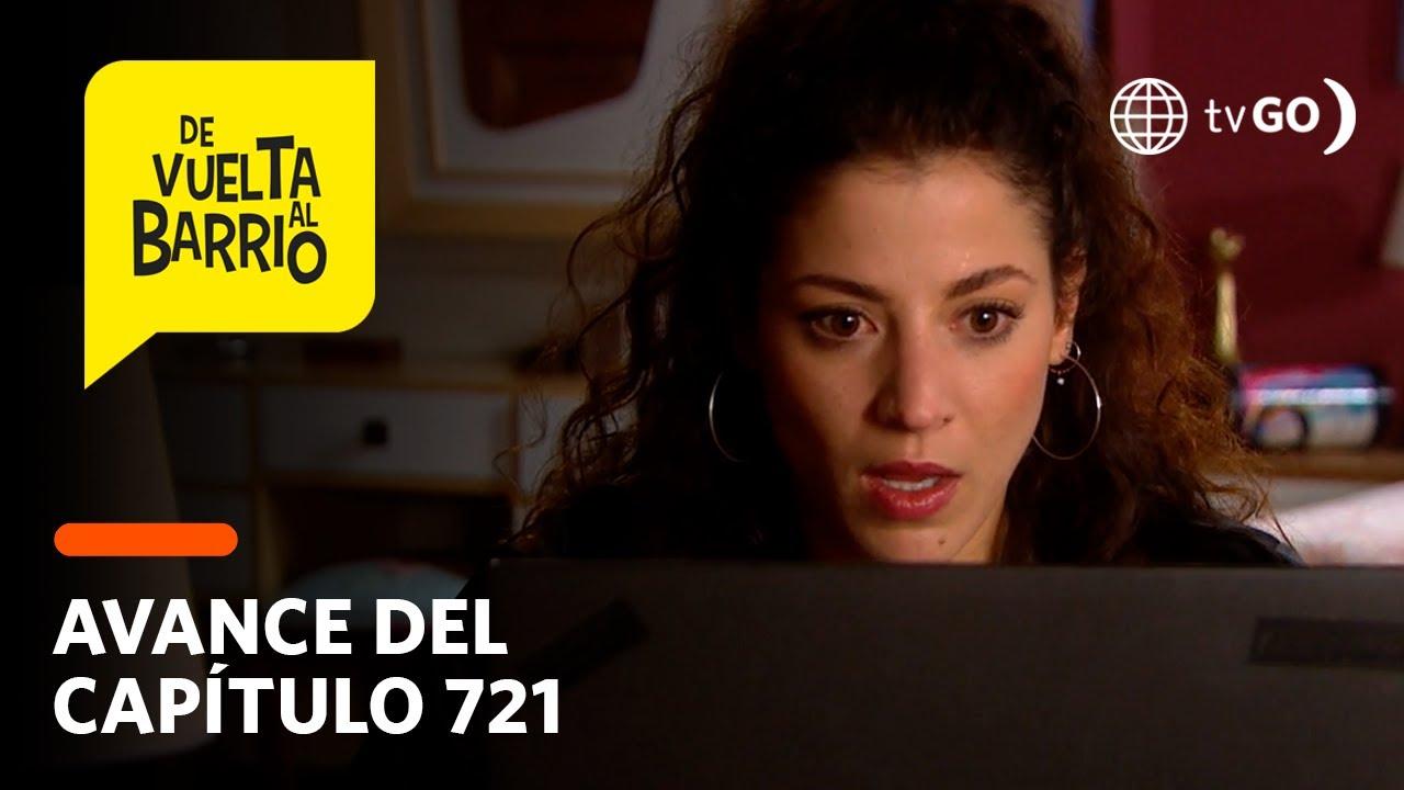 Download De Vuelta al Barrio 4: Los sentimientos de Sofía será descubiertos por Alicia  (AVANCE CAP. 720)