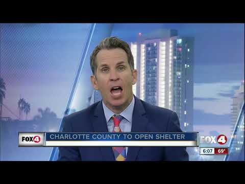 Port Charlotte homeless shelter opening