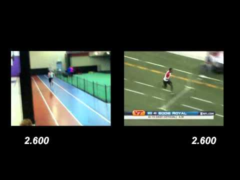 HOW TO DRIVE YOUR ARMS EFFECTIVELY DURING SPRINTING!