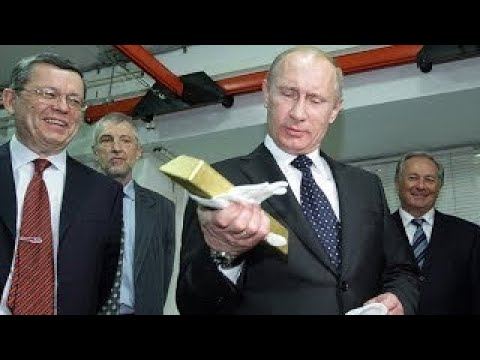 Russia's Gold Stacking Isn't Just About Savings, It's Also About DEFENSE Byron King