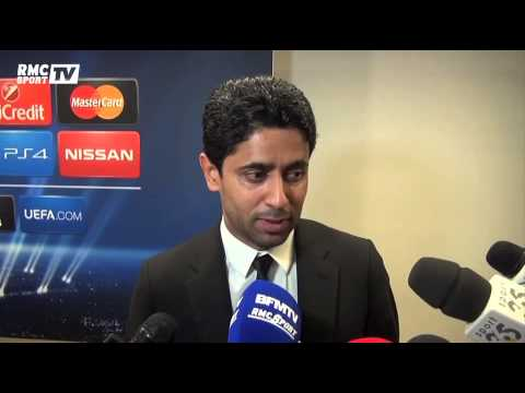 Football / Al-Khelaïfi :