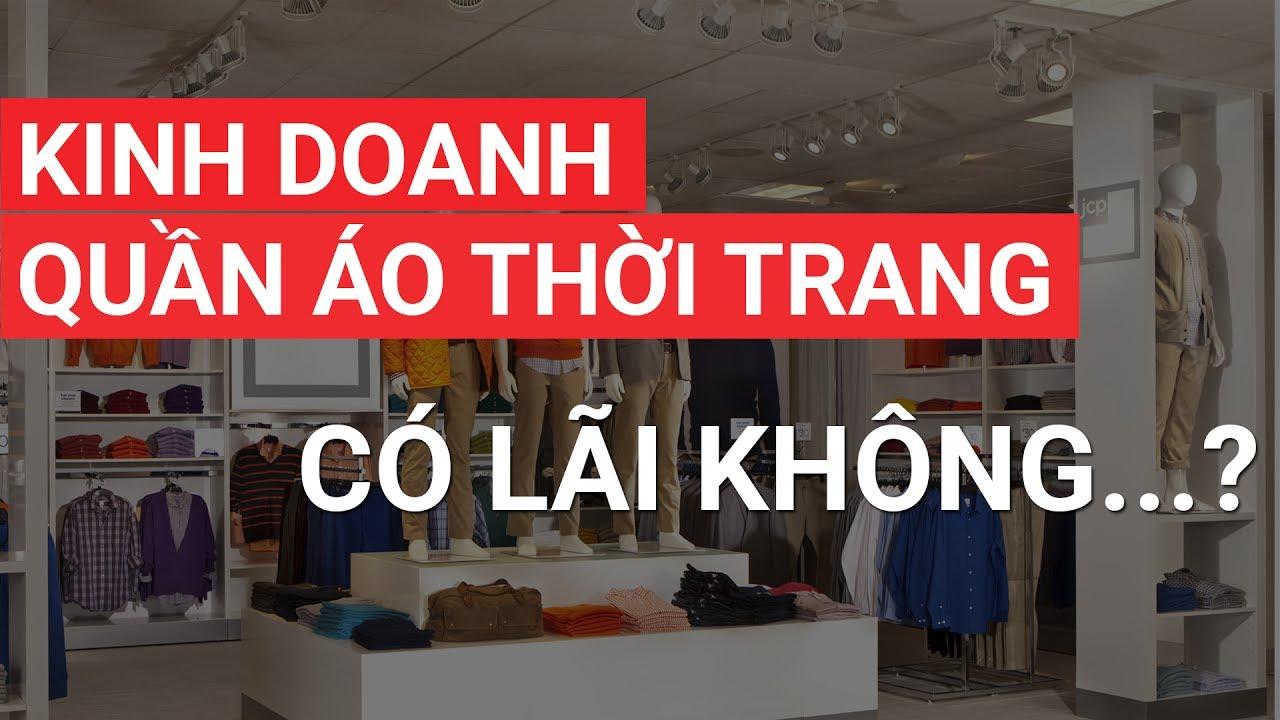 [Bizweb] Mở shop kinh doanh quần áo thời trang có lãi không?