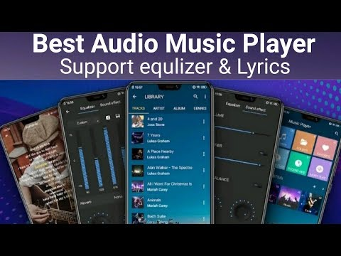 Best Music Player For Android Mobile 2019!