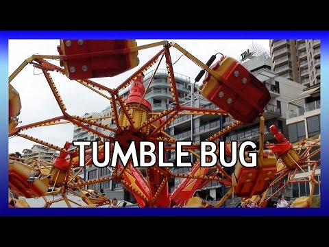 Luna Park Sydney Tumble Bug (HUSS Troika)