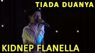 Kidnep (Flanella) - Tiada Duanya ft Paidjo Band at Glutera Anniversary (HD 720p)