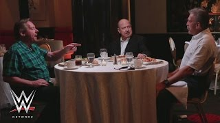 """""""Mean"""" Gene, Roddy Piper & Paul Orndorff recall a """"rowdy"""" jail visit: Table for 3 (WWE Network)"""