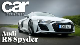 Audi R8 Spyder Review | All about the engine?