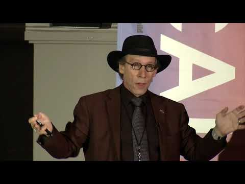 Lawrence Krauss speaks at LogiCal-LA conference, Feb, 2018, v2