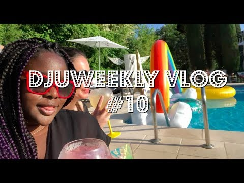 Weekly vlog #10⎜Demande en mariage 💍 et Festival de cannes 🎩
