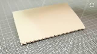 DIY Kettle Stitch Bookbinding Tutorial   Sea Lemon