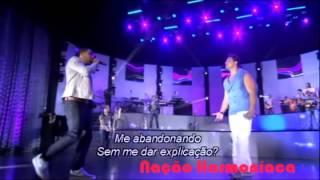 Harmonia do Samba - DVD 20 anos - Meus Sentimentos - Part. Naldo Benny