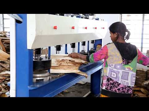 Areca plate making machine- Best ever !!!