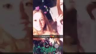 Alexandra - Elle danse avec sa cousine sur «Chocolat»