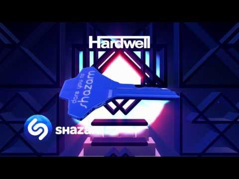 Shazam To Unlock Hardwell's New Single! #HardwellDareYou