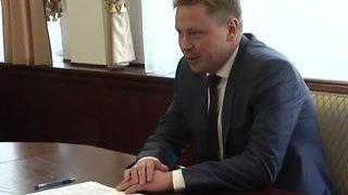 """Руководитель """"Юнармии"""" обсудил с главой Севастополя организацию слетов"""