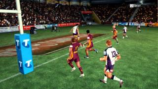 Rugby League Live 2 | 2nd Montage | New 2013