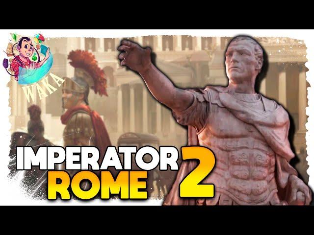 Agora os ETRUSCANOS são de ROMA! | Imperator: Rome 2.0 #06 - Gameplay PT BR