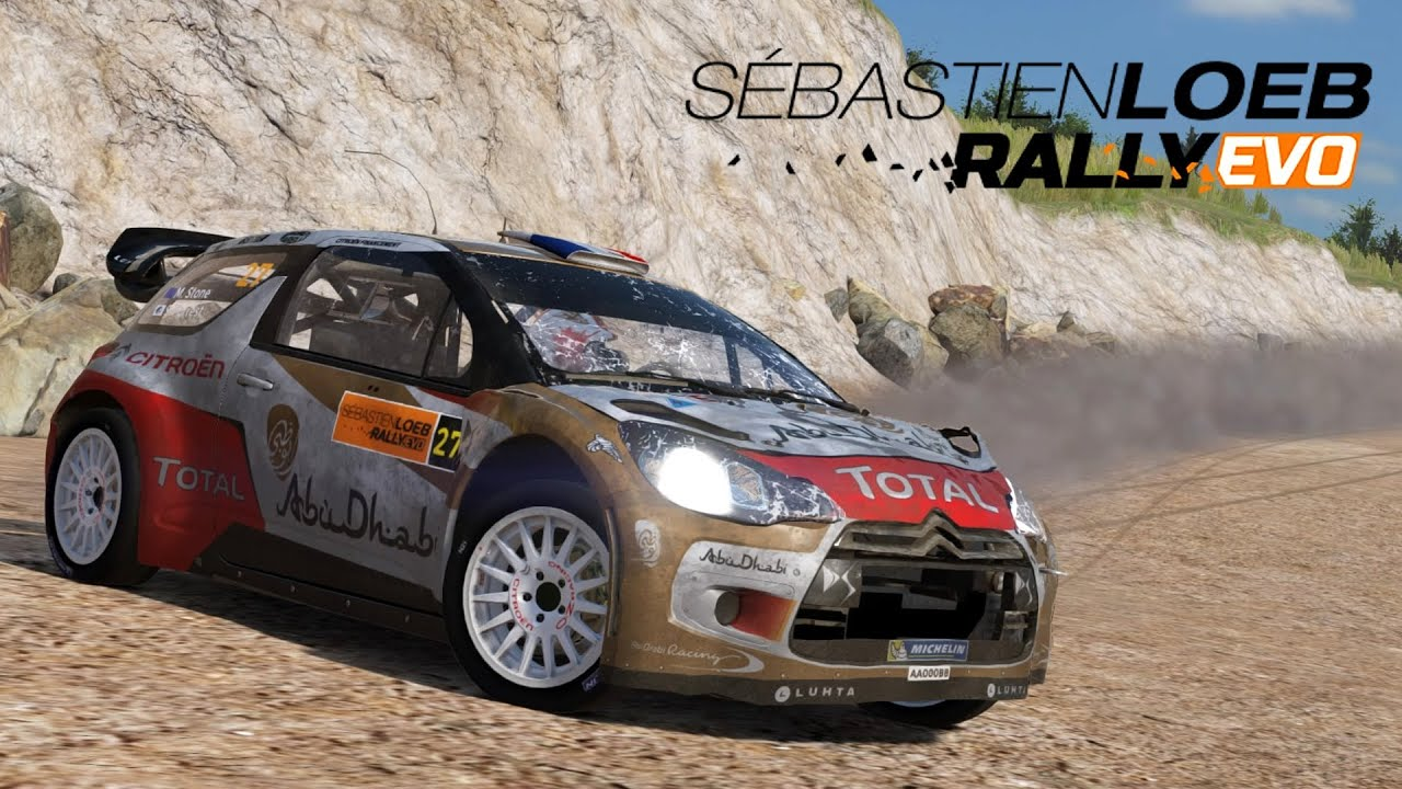 sebastien loeb rally evo pc gameplay 1080p maxed out. Black Bedroom Furniture Sets. Home Design Ideas