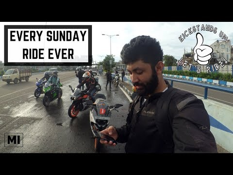 EVERY SUNDAY RIDE EVER | NH2 | HINDUSTAN HOTEL | FEAT PISTONED HEART | MOTOGRAPHY INC