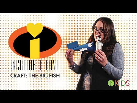 CRAFT: JONAH & THE BIG FISH!
