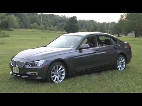 2013 BMW 335i xDrive Test Drive  AWD Luxury Car Video Review