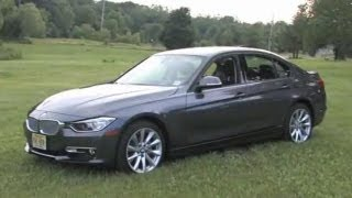 2013 BMW 335i xDrive Test Drive & AWD Luxury Car Video Review