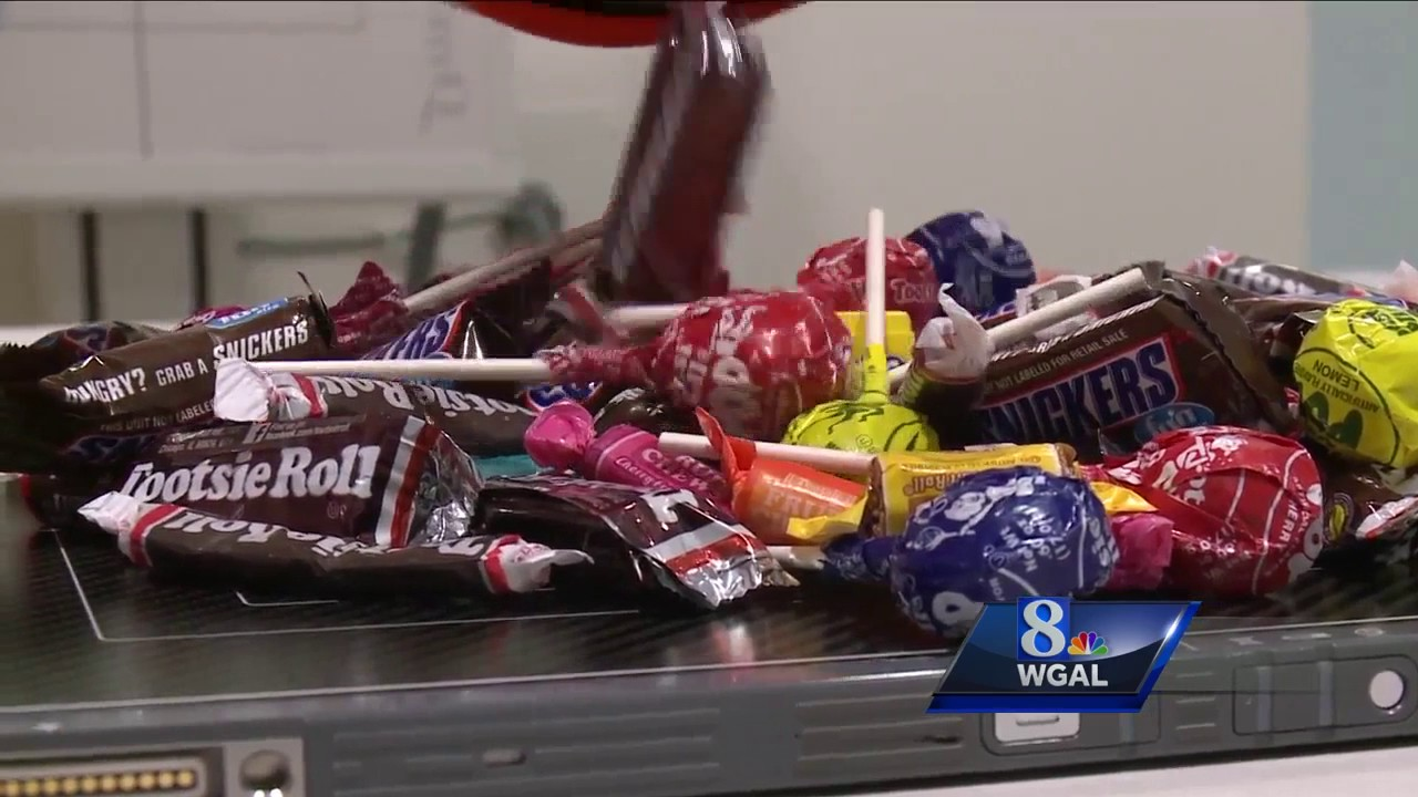 clinics offers to x-ray kids' halloween candy for foreign objects
