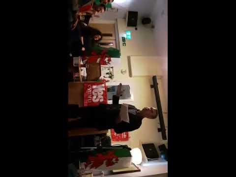 Glyndwr Evening 16/9/17  - Adam Price speaking