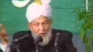 Majlis e Irfan 8 December 1996.