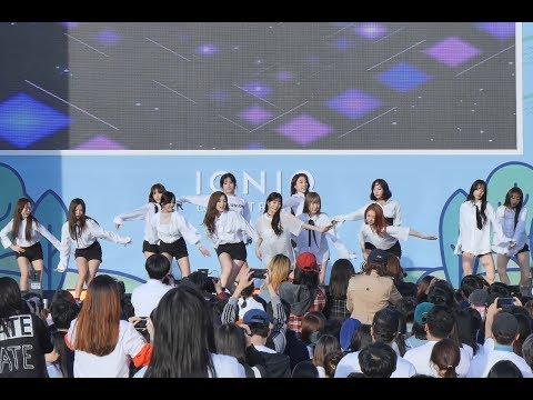 [4K] 171014 우주소녀 직캠 (WJSN) - Catch Me @아이오닉 포레스트페스티벌(서울대공원)/Fancam By 쵸리(Chori)