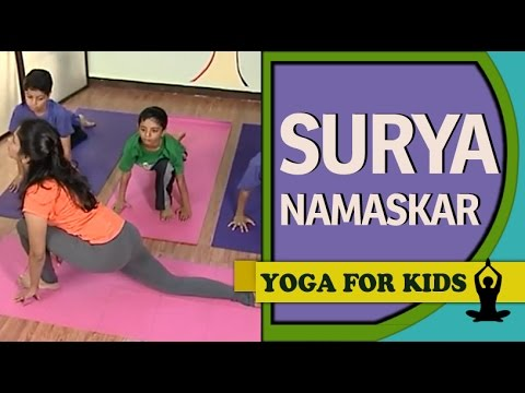 suryanamaskar  yoga pose for beginners  stepstep
