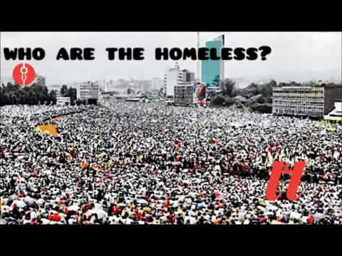 T&T: Who are the Homeless? ቤት አልባው ማንነው?