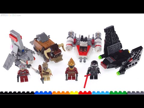 Lego Star Wars 75226 Inferno Squad Trooper #1 Neu