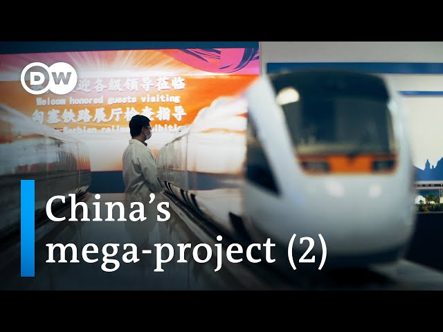 China's gateway to Europe – the New Silk Road (2/2)   DW Documentary
