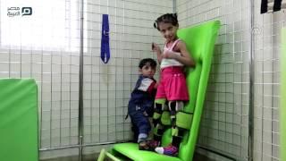 مصر العربية | مركز خيري في تعز اليمنية لعلاج ضحايا الحرب نفسيا وبدنيا(