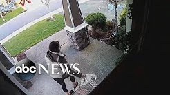 Homeowners Fight Back Against Thieves Stealing Packages From Porches
