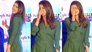 Priyanka Chopra EPIC Reply On An Adult Question From Reporter