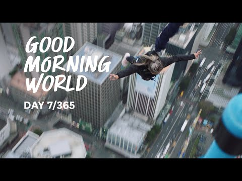 Tourism New Zealand launches Good Morning World campaign