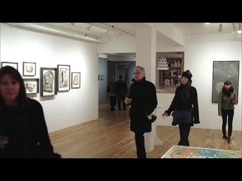 PAVEL ZOUBOK - ARTIST GROUP: Sari Dienes, Addie Herder, Stella Snead