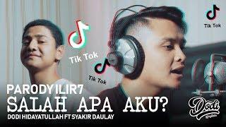 Download lagu PARODY ENTAH APA YANG MERASUKIMU (SHOLAWAT)- SALAH APA AKU (TikTok) Positif | Dodi ft Syakir