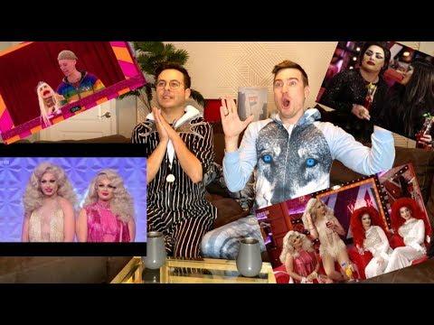 Rupaul's Drag Race UK Season 1 episode 7 Reaction